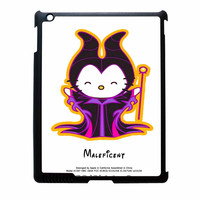 Hello Kitty Love Maleficent Disney iPad 3 Case