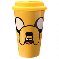 Adventure Time Finn Ceramic Travel Mug |