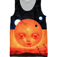Red Giant Tank Top