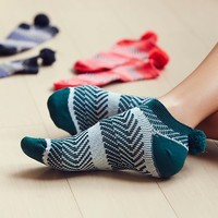 Free People Kick Back Pompom 3-Pack