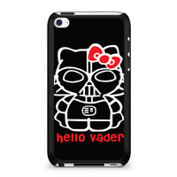 Hello Darth Vader iPod Touch 4 | 4th Gen case