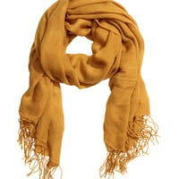 Woven Scarf - from H&M