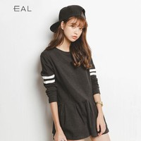 Autumn Women's Fashion Korean One Piece Dress [9022907015]
