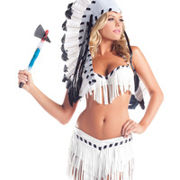 """Indian Princess"" Costume"