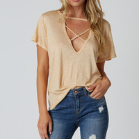 Simply Me Strappy T-Shirt