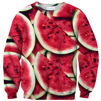 Watermelon Sweater