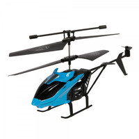 Sitong S31 2 Channel Infrared Remote Control RC Helicopter Blue