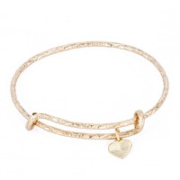 Spacious Skies Expandable Wire Bangle