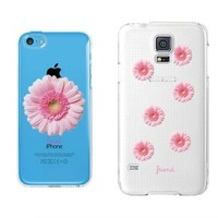 Gerbera Clear Best Friend Matching Phone Cases - 365 Printing Inc
