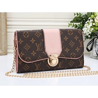 LV Hot Selling Multi-color Fuyin Lady's Single Shoulder Bag Naked