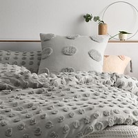Linen House Haze Quilt Cover Set - Exclusive To Snooze