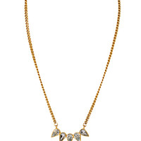 The Mortimer Crystal Necklace