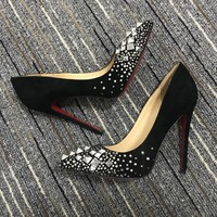 Christian Louboutin Cl Pumps High Heels Reference #02bk59 - Best Online Sale
