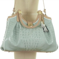 Brahmin Sea Glass Elisa Hobo Bag