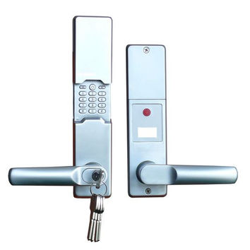 BioAxxis PCL-1 PIN Code Door Lock - Left Hand Door