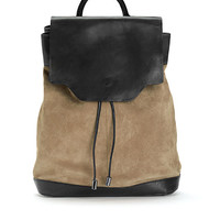 Rag & Bone - Pilot Backpack -, Camel Size ONE