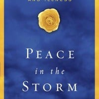 Peace In The Storm: Meditiations On Chronic Pain And Illness