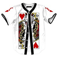 King Of Hearts Jersey