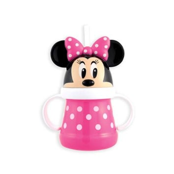 Sassy Disney Minnie 10 Ounce Character Cup