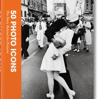 50 Photo Icons. The Story Behind the Pictures - TASCHEN Books