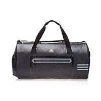 Adidas Originals Climacool Black Silver Medium Team Duffel Gym Bag