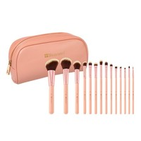 14 Piece Brush Set with Cosmetic Case | BH Cosmetics