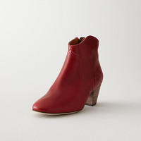 DICKER BOOT LEATHER
