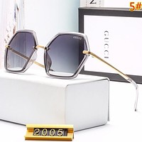 GUCCI Fashion New Polarized Business Casual Women Sunscreen Travel Eyeglasses Glasses