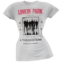Linkin Park - Waiting For The End Juniors T-Shirt