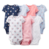 7-Pack Short-Sleeve Bodysuits