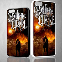 Crown The Empire Z0072 iPhone 4S 5S 5C 6 6Plus, iPod 4 5, LG G2 G3, Sony Z2 Case