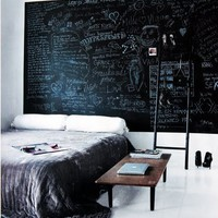 Commercial Chalkboard Contact Paper