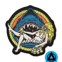 Night Watch Studios - Shark Babe Patch
