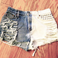 ONLY ONE! Two Faced Shorts - 28 inch waist