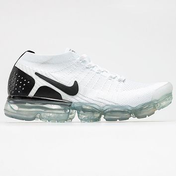 Nike Air VaporMax Flyknit 2 atmospheric cushion all-match jogging shoes
