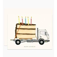 Big Happy Birthday Card