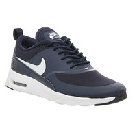 Nike Air Max Thea Obsidian White - Hers trainers