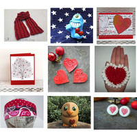 "Say ""I Love You"" with Handmade this Valentine's Day"