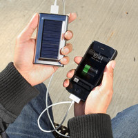 JuiceBar Portable Solar Charger