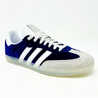 Adidas Originals Samba OG Purple White Velvet DB3011 Mens Casual Trainers