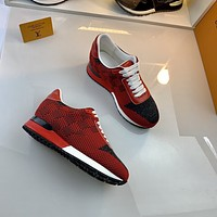 lv louis vuitton womans mens 2020 new fashion casual shoes sneaker sport running shoes 263