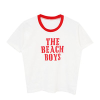 T-shirt - The Beach Boys - T-shirts & Tanks - Women - Modekungen