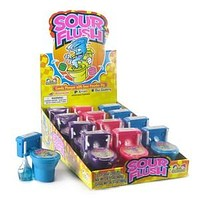 Sour Flush Toilet Candy