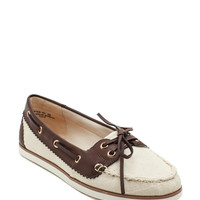 Carver-01 Classic Boat Shoe