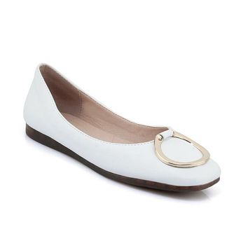 Women's Light-mouthed Flat Shoes