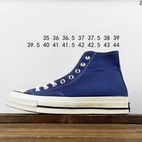 Kuyou Fa19630  Converse All Star 1970s High Top Canvas Shoes 011