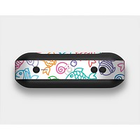 The Vector Color-FIsh Skin Set for the Beats Pill Plus