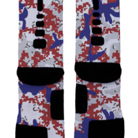 Fight Camo Custom Nike Elites