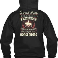 ONLY REAL GIRL BECOME HORSE RIDER