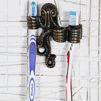 Octopus Toothbrush Holder - Urban Outfitters
